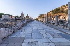 Ephesus, Turkije Mythologie, boog stock foto's