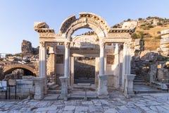 Ephesus, Turkije Mythologie, boog stock foto