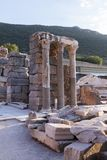 Ephesus, Turkije Mythologie, boog stock fotografie