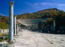 Ephesus, Turquia Fotos de Stock