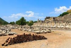 Ephesus, Turquie Photo libre de droits