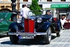 Ephocal samochód, BraÈ™ov Zdjęcia Royalty Free