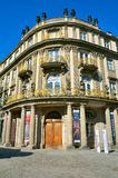 Ephraim Palace in Berlin, Deutschland Stockfotos