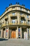 Ephraim Palace i Berlin, Tyskland Arkivfoton