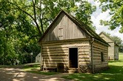Ephrata修道院历史建筑在兰开斯特县,宾夕法尼亚 图库摄影