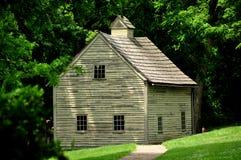 Ephrata, PA: Carpenter's House at Ephrata Cloister Royalty Free Stock Photo