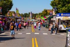 Ephrata Street Fair 2016 Royalty Free Stock Image