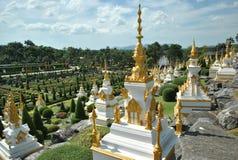 Epic Garden. In nonnutch park Thailand royalty free stock image