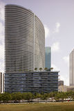 Epic Residences and Hotel Miami Royalty Free Stock Images