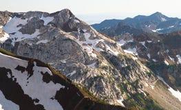 Epic Scenery in the Wallow Mountains, NE Oregon, USA Royalty Free Stock Photo