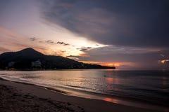 Free Epic Sunset In Thailand, Phuket Stock Image - 138171561