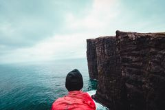 An epic view in the Faroe Islands