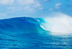 Epic Waves, Perfect Surf Stock Images