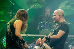 Epica in Prague 2017 Royalty Free Stock Photo