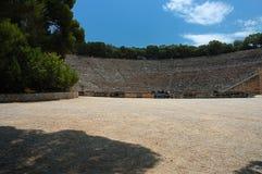 Epidauros Lizenzfreies Stockbild