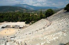 Epidauros Foto de archivo libre de regalías