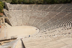 Epidaurus Stock Photography