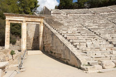 Epidaurus Royalty Free Stock Photography