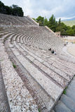 Epidaurus Amphitheater Stock Images