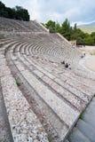 Epidaurus Amphitheater Stock Images