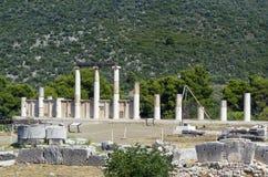 Epidaurus, Grecia Imagen de archivo