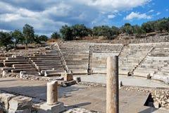 Epidaurus, Grecia Fotos de archivo libres de regalías