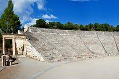 Epidaurus, Grecia Fotografía de archivo libre de regalías