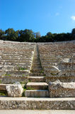 Epidavros ancient theater Royalty Free Stock Photo