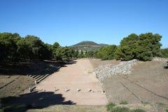 Epidavros - il peloponneso - la Grecia fotografia stock libera da diritti