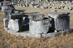 Epidavros - il peloponneso - la Grecia fotografie stock libere da diritti