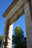 Epidavros - peloponnese - greece. Beautiful historic epidavros peloponnese - greece royalty free stock photos