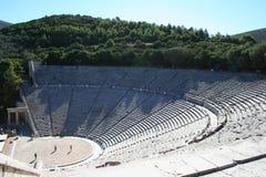 Epidavros - peloponnese - greece Stock Images