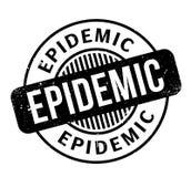 Epidemischer Stempel Stockbilder