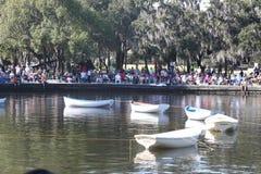 Epifania 6 gennaio 2013 Tarpon Springs Fotografia Stock