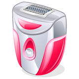 Epilator stock illustratie