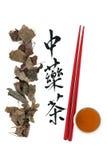 Epimedium Herbal Tea Stock Image