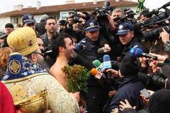 Epiphany 6 of January, 2012, Sofia Stock Images
