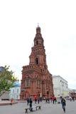 Epiphany Cathedral in Kazan Stock Photos