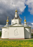 Epiphany Cathedral. Russia, Orel. Stock Photo