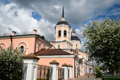 Epiphany Cathedral, Tomsk Stock Image