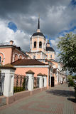 Epiphany Cathedral, Tomsk Stock Photography