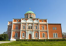 Epiphany cathedral, Tula Royalty Free Stock Photo