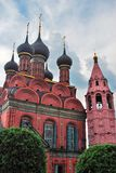 Epiphany Church in Yaroslavl Russia. Stock Photos
