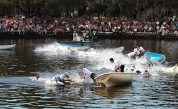Epiphany January 6, 2013 Tarpon Springs Stock Photo