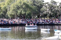 Epiphany January 6, 2013 Tarpon Springs Royalty Free Stock Photography