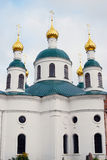 Epiphany Monastery in Uglich Royalty Free Stock Photos