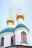 Epiphany Monastery in Uglich Royalty Free Stock Image