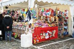 Epiphany stall Stock Photography
