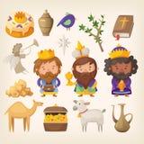 Epiphany royalty free illustration