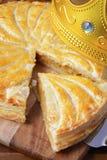 Epiphany Twelfth Night Cake Royalty Free Stock Images